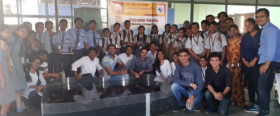 India Science Day 1