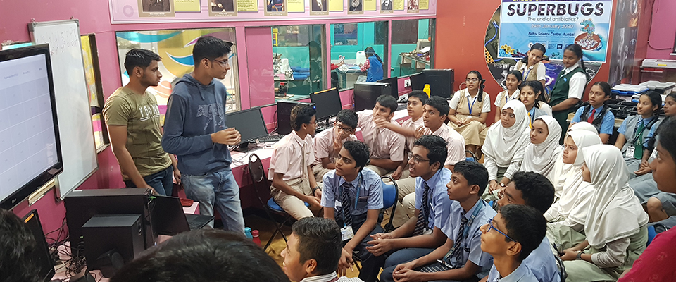 India Science Day 2