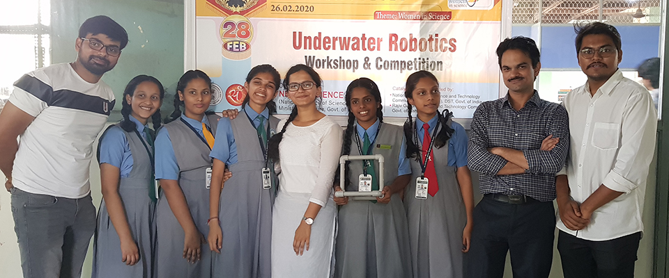 India Science Day 3
